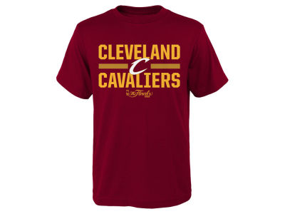 Cleveland Cavaliers Lebron James NBA Youth Gametime Shooter T-Shirt