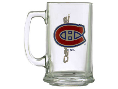 Montreal Canadiens Two Logo Sports Mug - 15oz