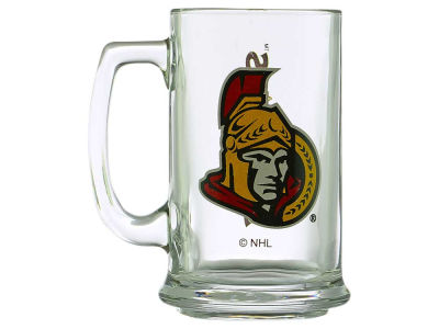 Ottawa Senators Two Logo Sports Mug - 15oz