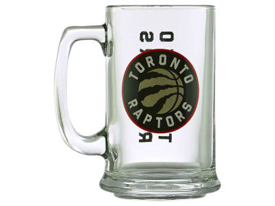 Toronto Raptors Two Logo Sports Mug - 15oz