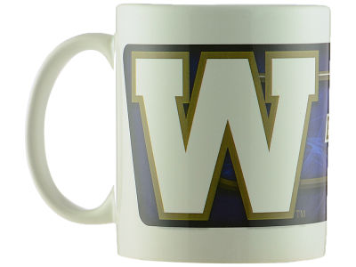 Winnipeg Blue Bombers Sublimated Coffee Mug - 11oz