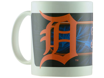 Detroit Tigers Sublimated Coffee Mug - 11oz
