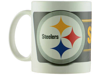 Pittsburgh Steelers Sublimated Coffee Mug - 11oz