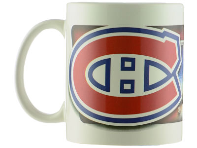 Montreal Canadiens Sublimated Coffee Mug - 11oz