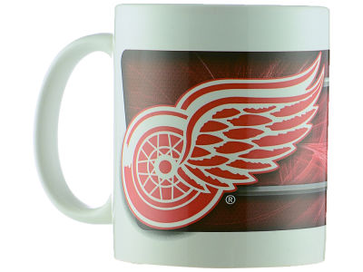 Detroit Red Wings Sublimated Coffee Mug - 11oz