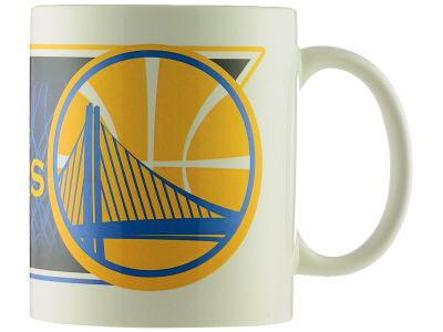 Golden State Warriors Sublimated Coffee Mug - 11oz