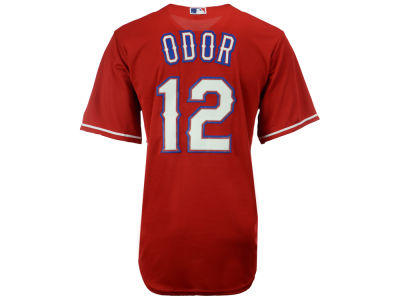 Texas Rangers Rougned Odor Majestic MLB Men's Player Replica CB Jersey