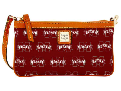 Mississippi State Bulldogs Dooney & Bourke Large Wristlet