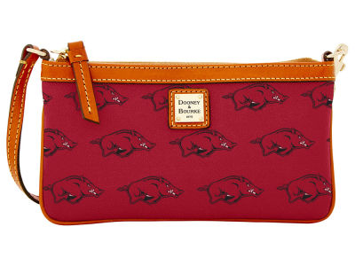 Arkansas Razorbacks Dooney & Bourke Large Wristlet