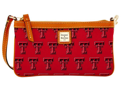 Texas Tech Red Raiders Dooney & Bourke Large Wristlet