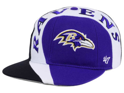 Baltimore Ravens '47 NFL Circuit '47 CAPTAIN Cap