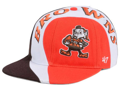 Cleveland Browns NFL Circuit '47 CAPTAIN Cap