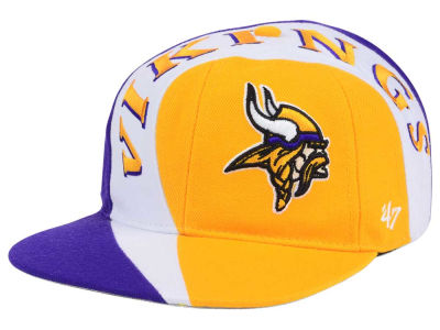 Minnesota Vikings NFL Circuit '47 CAPTAIN Cap
