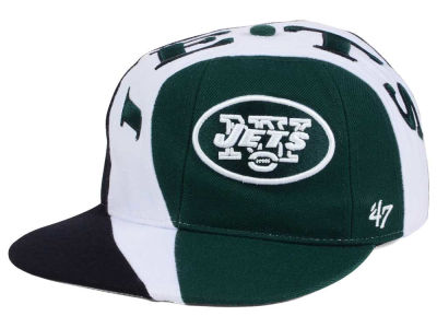 New York Jets NFL Circuit '47 CAPTAIN Cap