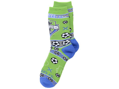 Seattle Sounders FC 2016 Ugly Sweater Socks