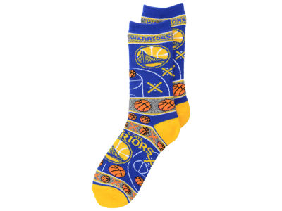 Golden State Warriors 2016 Ugly Sweater Socks