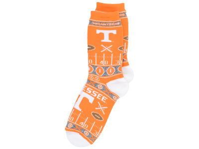 Tennessee Volunteers 2016 Ugly Sweater Socks