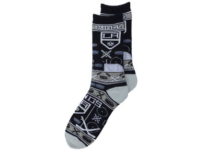Los Angeles Kings 2016 Ugly Sweater Socks