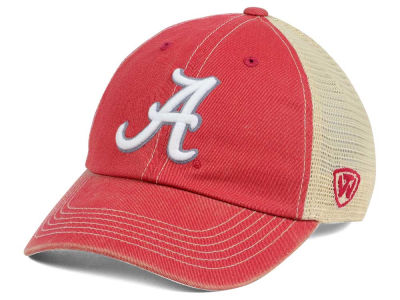 Alabama Crimson Tide Top of the World NCAA Wickler Mesh Cap
