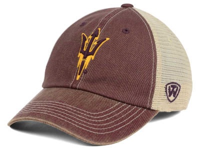 Arizona State Sun Devils Top of the World NCAA Wickler Mesh Cap