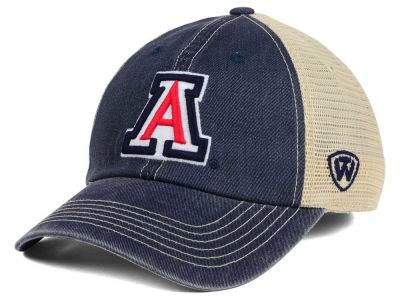Arizona Wildcats Top of the World NCAA Wickler Mesh Cap