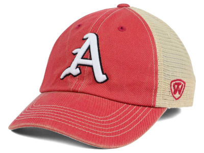 Arkansas Razorbacks Top of the World NCAA Wickler Mesh Cap