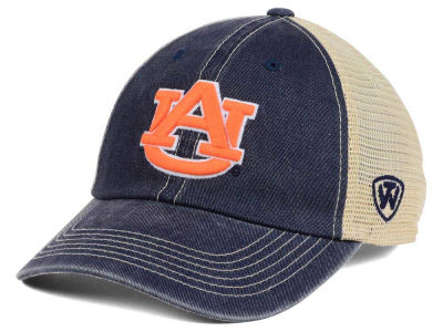Auburn Tigers Top of the World NCAA Wickler Mesh Cap