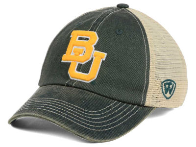 Baylor Bears Top of the World NCAA Wickler Mesh Cap