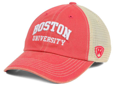 Boston Terriers Top of the World NCAA Wickler Mesh Cap