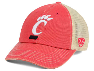 Cincinnati Bearcats Top of the World NCAA Wickler Mesh Cap