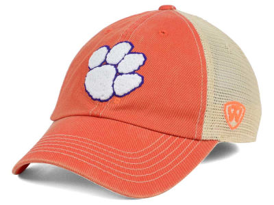 Clemson Tigers Top of the World NCAA Wickler Mesh Cap