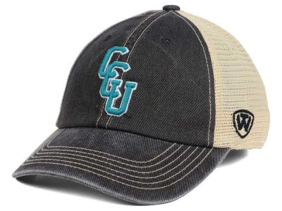 Coastal Carolina Chanticleers Top of the World NCAA Wickler Mesh Cap