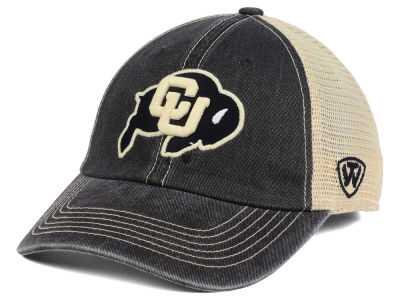Colorado Buffaloes Top of the World NCAA Wickler Mesh Cap