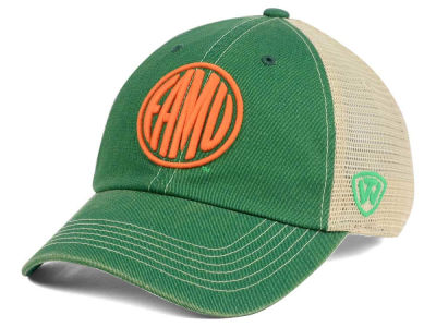 Florida A&M Rattlers Top of the World NCAA Wickler Mesh Cap