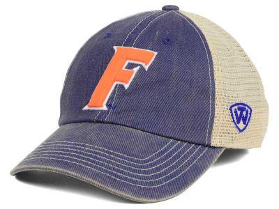 6e7fdb5d3d9 Florida Gators Top of the World NCAA Wickler Mesh Cap