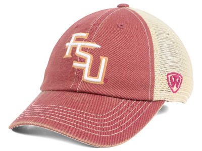 Florida State Seminoles Top of the World NCAA Wickler Mesh Cap