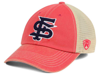 Fresno State Bulldogs Top of the World NCAA Wickler Mesh Cap