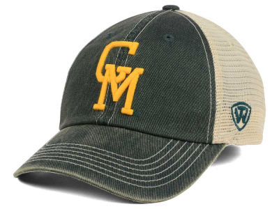 George Mason Patriots Top of the World NCAA Wickler Mesh Cap