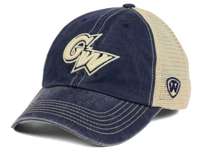 George Washington Colonials Top of the World NCAA Wickler Mesh Cap