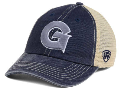 Georgetown Hoyas Top of the World NCAA Wickler Mesh Cap
