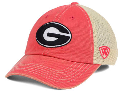 Georgia Bulldogs Top of the World NCAA Wickler Mesh Cap