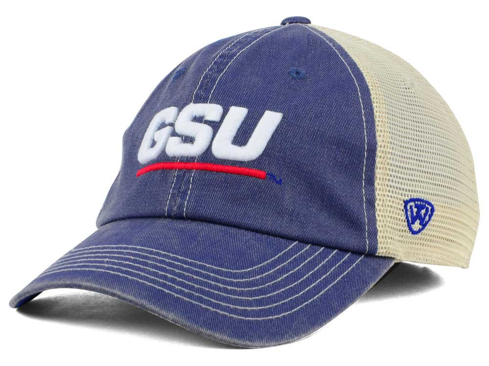 5c6f7c9ff12dc ... wholesale georgia state panthers top of the world ncaa wickler mesh cap  lids bb434 8a964
