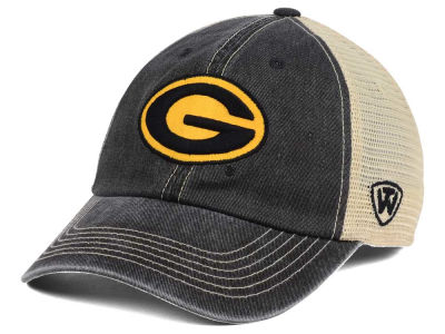 Grambling Tigers Top of the World NCAA Wickler Mesh Cap