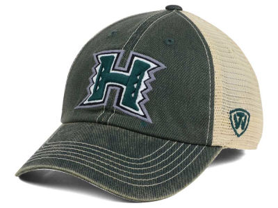 Hawaii Warriors Top of the World NCAA Wickler Mesh Cap