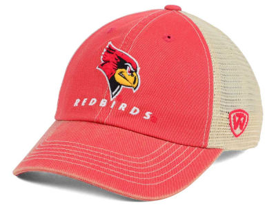 Illinois State Redbirds Top of the World NCAA Wickler Mesh Cap