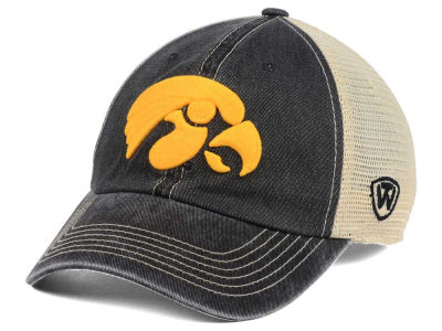 Iowa Hawkeyes Top of the World NCAA Wickler Mesh Cap