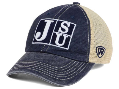 Jackson State Tigers Top of the World NCAA Wickler Mesh Cap