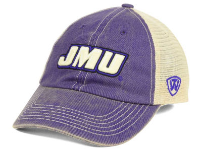 James Madison Dukes Top of the World NCAA Wickler Mesh Cap
