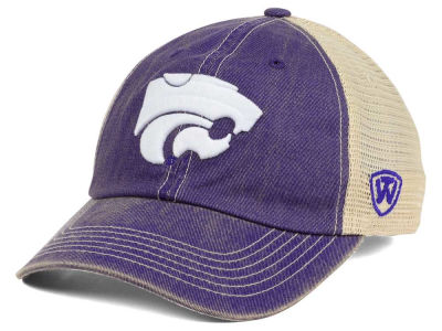 Kansas State Wildcats Top of the World NCAA Wickler Mesh Cap