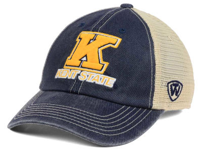 Kent State Golden Flashes Top of the World NCAA Wickler Mesh Cap